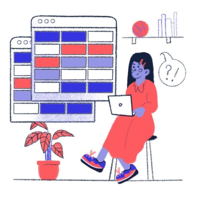Excel lacks scalability